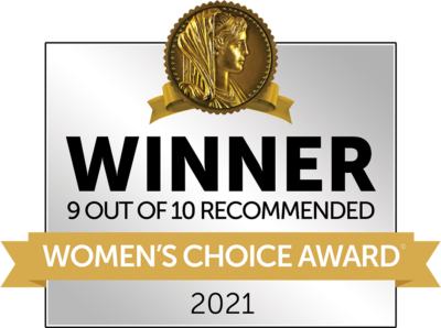 2021WomensChoiceAward Central and Southern Delaware Rental Headquarters